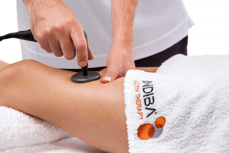 INDIBA ACTIV THERAPY TREATMENT 10 scaled 1